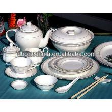 Nuevo año de nuevo diseño dinning set AB calidad perla real alibaba hueso china proveedor