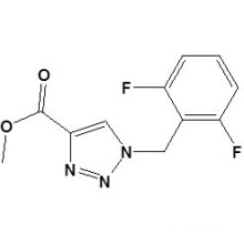 Methyl 1- (2, 6-difluorobenzyl) -1h-1, 2, 3-Triazole-4-Carboxylate CAS No. 217448-86-7