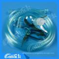Маска кислородной маски для медицинского оборудования с трубкой