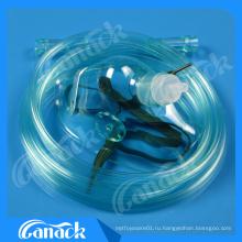 Медицинские Расходные материалы маска кислородная с трубкой