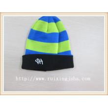 Reduzierte Herren Wirk-und Hut