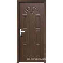 Wood Decorative Pattern Interior Door (WX-PW-158)