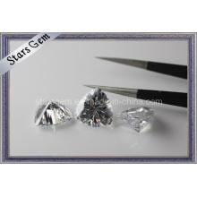 Brilhante Forma Trilliant Gemstone Artificial Cubic Zirconia