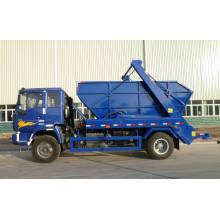 12m3 Sinotruk 4X2 Tipo de oscilación camión de basura