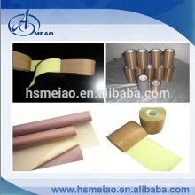 Non-stick de alta temperatura Teflon PTFE fibra de vidro fita de tecido