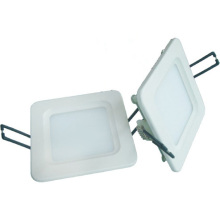 Electric 12w square led panel downlight