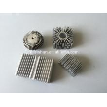 7075 extrusão de alumínio