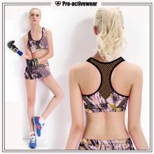 OEM Service Private Label Wholesale Shorts Esportes Shorts Mulheres