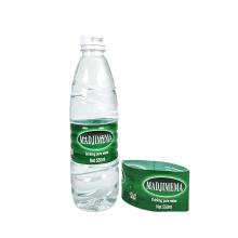 Wholesale PVC Plastic Heat Shrink Water Bottle Sleeve