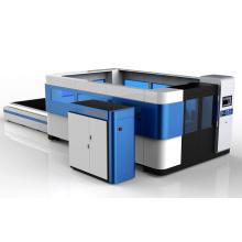 Como escolher uma máquina a laser de fibra adequada?