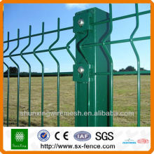Galvanized Fence Post