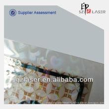 Мешок голограммы для карточки временного паркинга, формат А4, 100 микрон