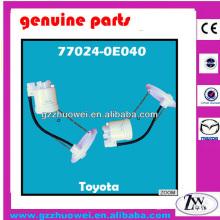 Plastic New Types Toyota Fuel Filter pour Toyota Highlander 77024-0E040