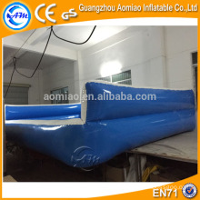 Factory direct supply 0.9mm PVC high quality inflatable pool for sale