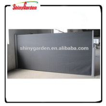 JAGO Aluminium Retractable Sun Side Screen Pull Out Awning