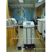 Máquina fraccional de la belleza médica del retiro de la cicatriz del laser del CO2 de la alta calidad de Hhigh