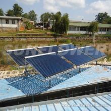 Solarwarmwasserbereiter für Schwimmbad