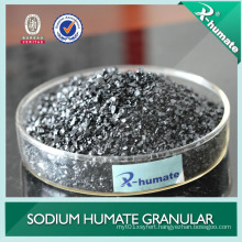 100% Water Soluble Super Sodium Humate for Liquid Fertilizer Powder/Flakes/Crystal