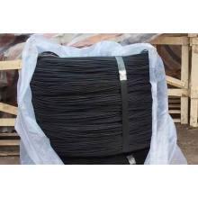 3.0mmx1000kgs Spule schwarz geglüht Abspringen Draht