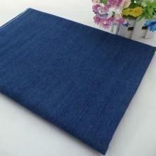 Lager Denim Fabric Cotton Garn gefärbt Indigo für Kleid und Hemd