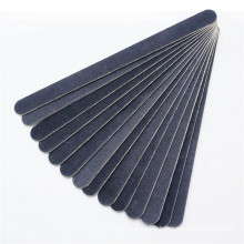 Professional wholesale disposable mini washable black wooden emery board nail file