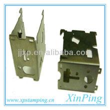 China OEM benutzerdefinierte gerollte Metall Produkte