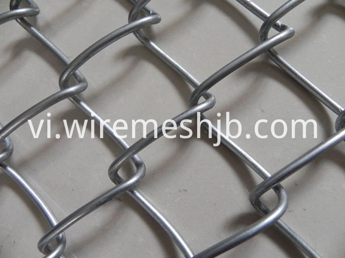 6 Gauge Chain Link Fence