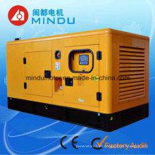 Venta de la fábrica 100kVA Weichai Silent Diesel Generator Set