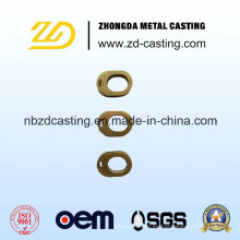 Colada de inversión de cobre de alta calidad del OEM China con el mecanizado