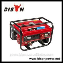 Bison fabricação 2KW gerador de gasolina