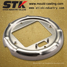 Productos de alta calidad Personalización de piezas de estampación de metal (STDD-0010)
