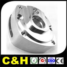 CNC Machining Milling Polishing Steel Aluminum Plastic Brass Parts