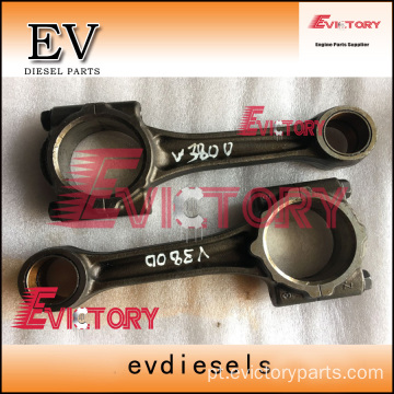 VOLVO D6D connecting rod conrod con rod excavator