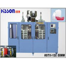 Máquina de moldagem por sopro de extrusão 12L Hstii-12L