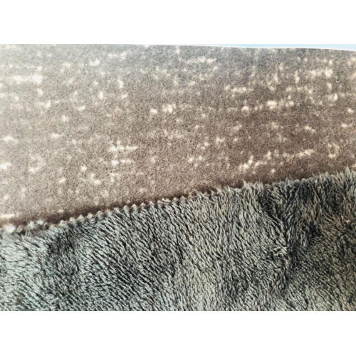 Mircofleece-Fleece-Stoff bedrucken