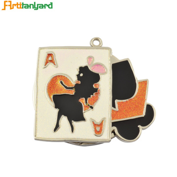 Square Shape Personalized Bag Hanger