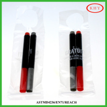 KH9834 Hot Sale Glass Marker with Gold and Silver Color