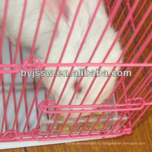 Портативный Клетка Для Кроликов С Пластиковым Поддоном