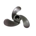 Hélice de motor del barco marino de la aleación de cobre de la cuchilla del molde 3 del OEM