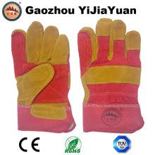 Cowhide Split Leather Work Gloves