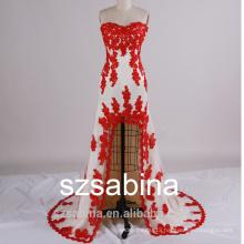 HW1012 long evening dress 2016 sexy A-line evening dress