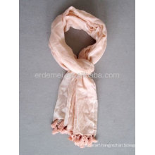 Solid color viscose custom scarf fashion