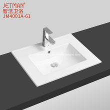 Керамическая раковина для ванной комнаты сантехника