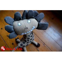 OEM Design Giraffe Stoff für weiches Spielzeug