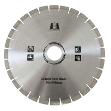 High Frequency Welded Diamond Saw Blades with Segmented Teeth