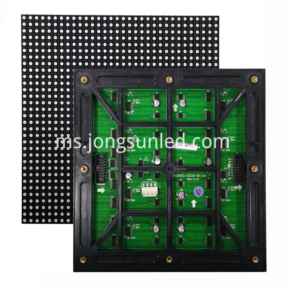 outdoor P6 led module (3)