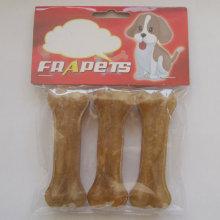 """Собачья пища 4.5 """"Природная сырокопченая прессованная собака-кость"""