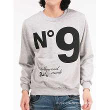 Design Printing Custom Cotton Fashion Men Longsleeve T Shirt