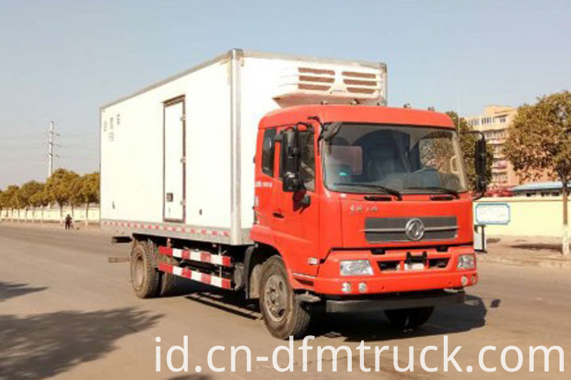 Dongfeng Refrigerator Truck 13