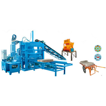 Quick Return Paver Block Machine Precio (QTY4-20A)